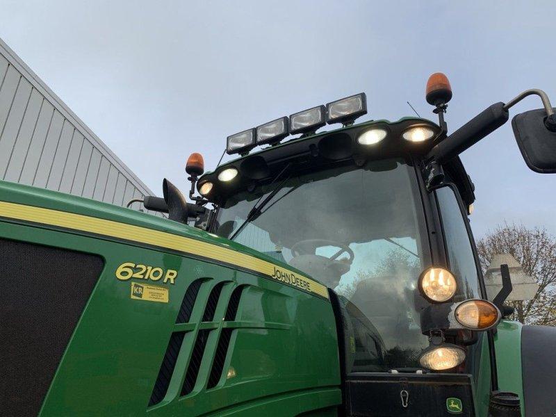 Traktor des Typs John Deere 6210R Autopowr, Gebrauchtmaschine in Zuidoostbeemster (Bild 4)