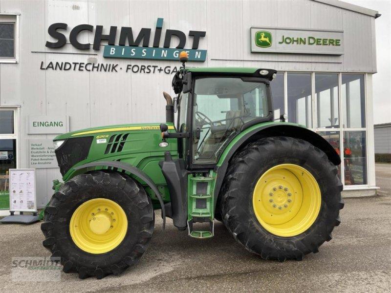 Traktor типа John Deere 6210R AutoPowr, Gebrauchtmaschine в Herbrechtingen (Фотография 1)