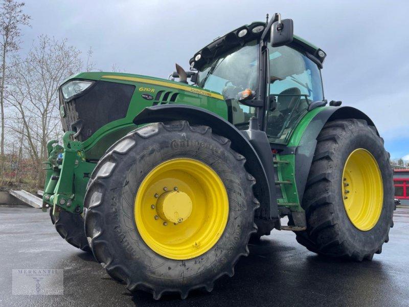 Traktor des Typs John Deere 6210R FKH FZW, Gebrauchtmaschine in Pragsdorf (Bild 1)