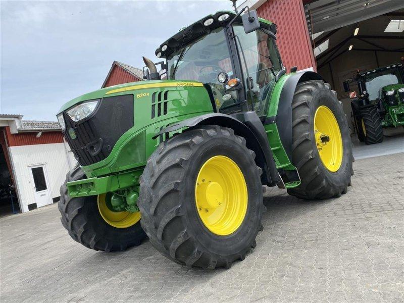 Traktor des Typs John Deere 6210R FULD AFFJEDRING OG AUTOTRACK READY!, Gebrauchtmaschine in Aalestrup (Bild 1)