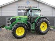 John Deere 6210R Med frontlift Traktor