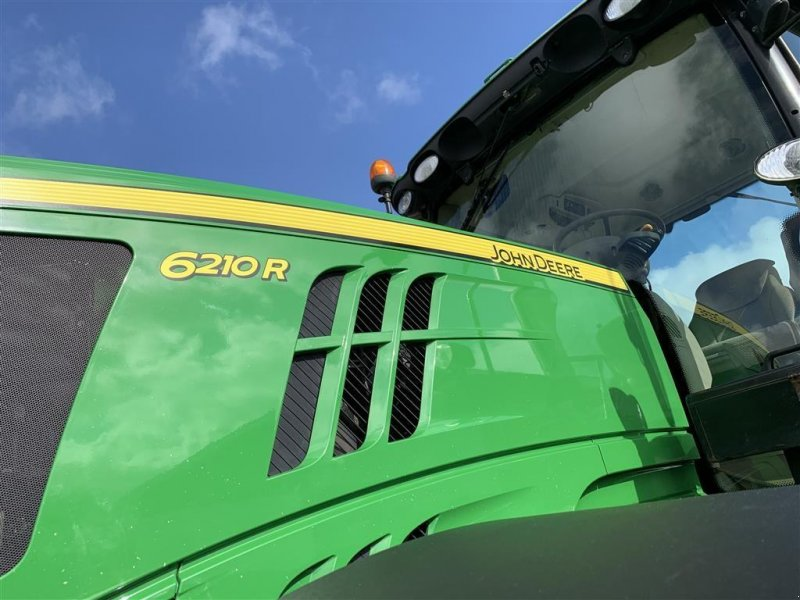 Traktor typu John Deere 6210R PÅ VEJ HJEM!, Gebrauchtmaschine w Aalestrup (Zdjęcie 1)