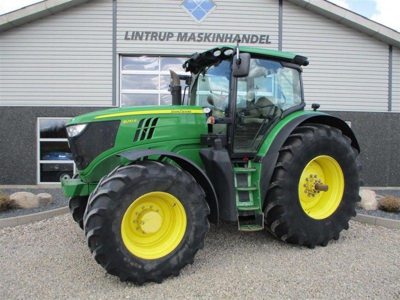 Traktor a típus John Deere 6210R, Gebrauchtmaschine ekkor: Lintrup (Kép 1)