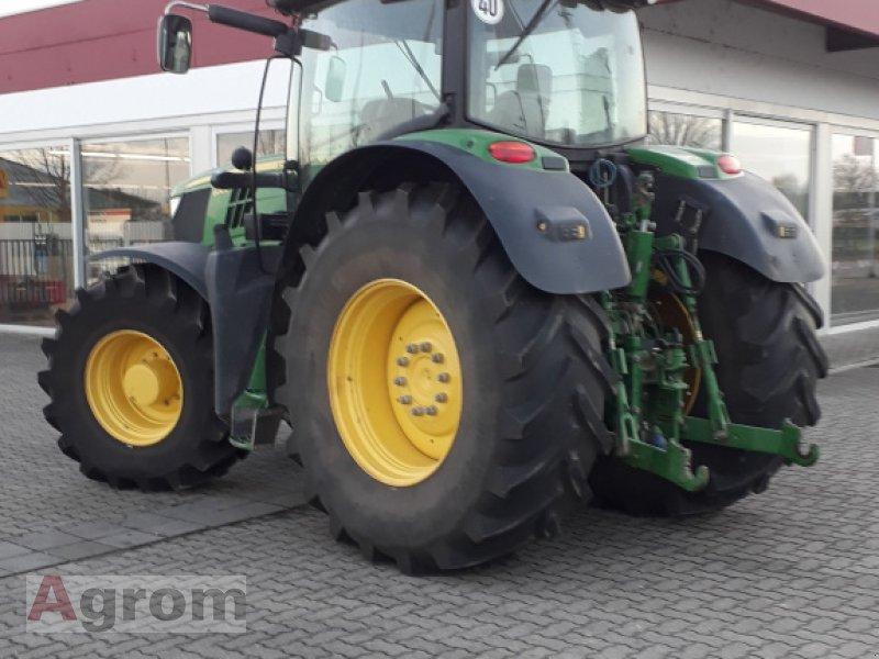 Traktor des Typs John Deere 6210R, Gebrauchtmaschine in Harthausen (Bild 1)