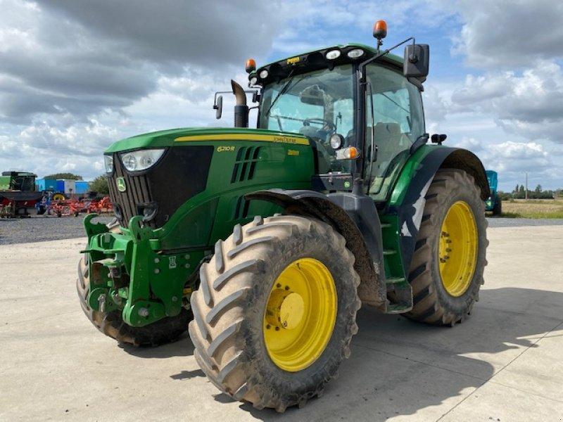Traktor a típus John Deere 6210R, Gebrauchtmaschine ekkor: Richebourg (Kép 1)