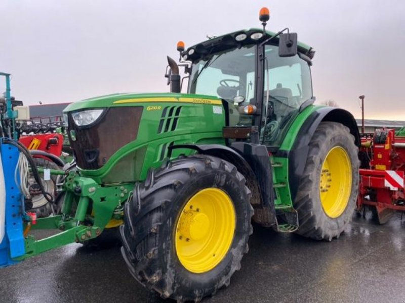 Traktor a típus John Deere 6210R, Gebrauchtmaschine ekkor: Wargnies Le Grand (Kép 1)