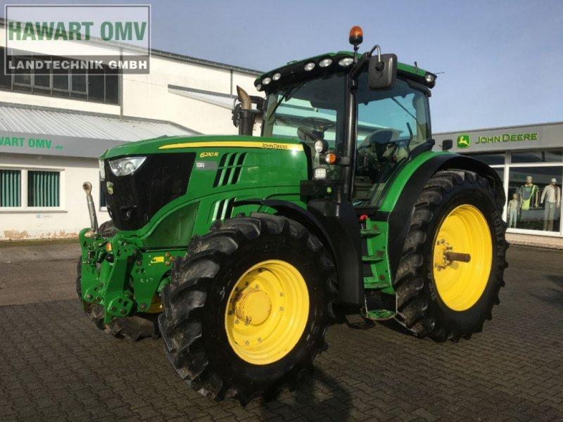 Traktor a típus John Deere 6210R, Gebrauchtmaschine ekkor: Plau am See / OT Klebe (Kép 1)