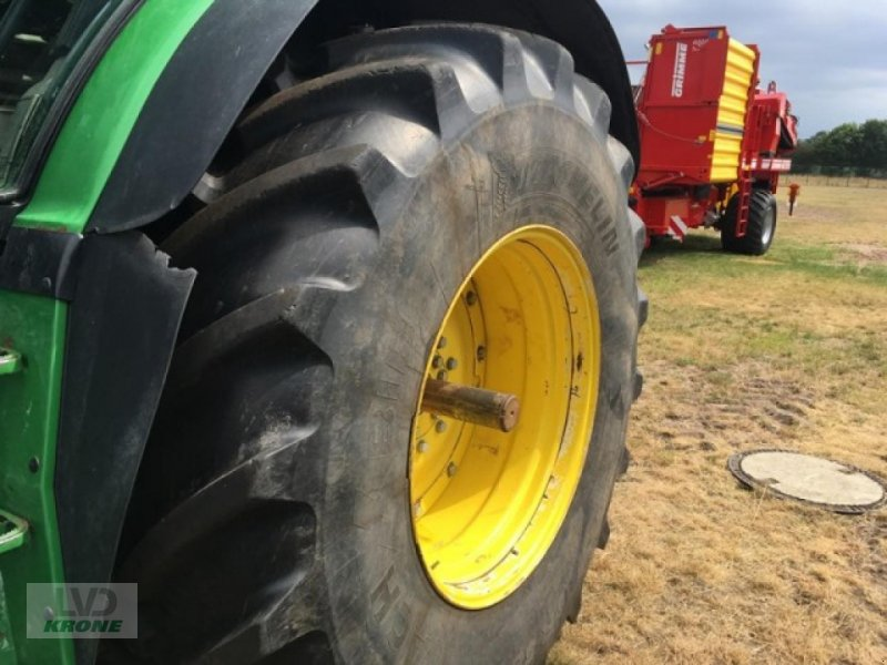 Traktor des Typs John Deere 6210R, Gebrauchtmaschine in Spelle (Bild 3)