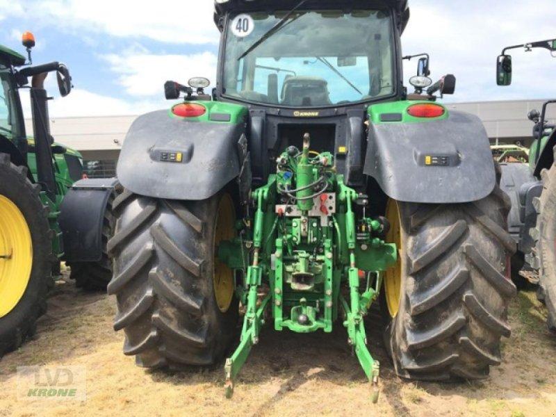 Traktor des Typs John Deere 6210R, Gebrauchtmaschine in Spelle (Bild 4)