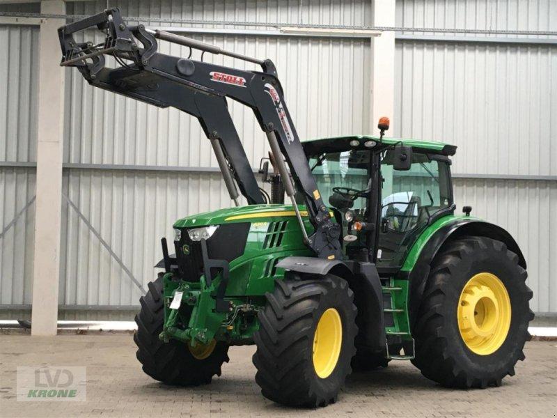 Traktor des Typs John Deere 6210R, Gebrauchtmaschine in Spelle (Bild 1)