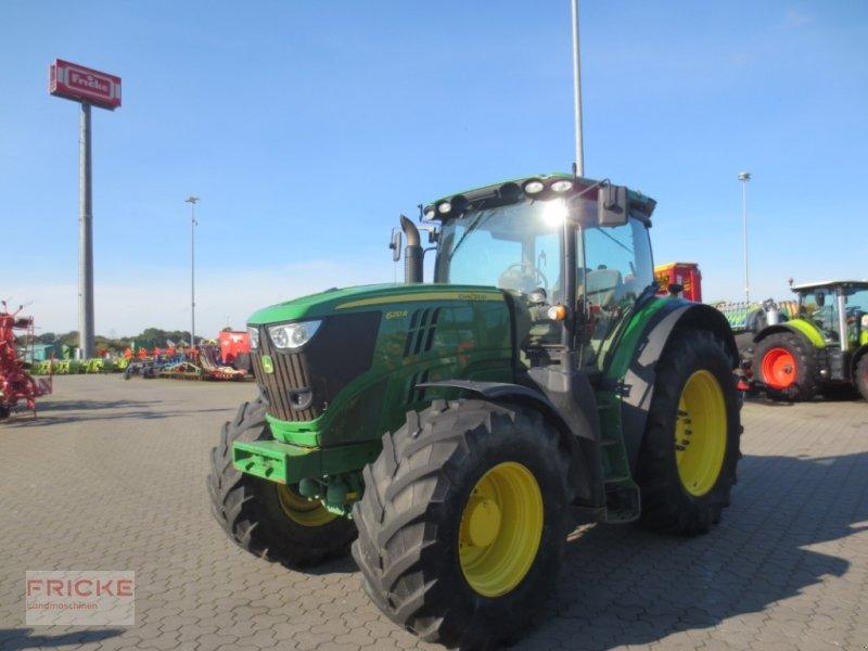 Traktor a típus John Deere 6210R, Gebrauchtmaschine ekkor: Bockel - Gyhum (Kép 1)