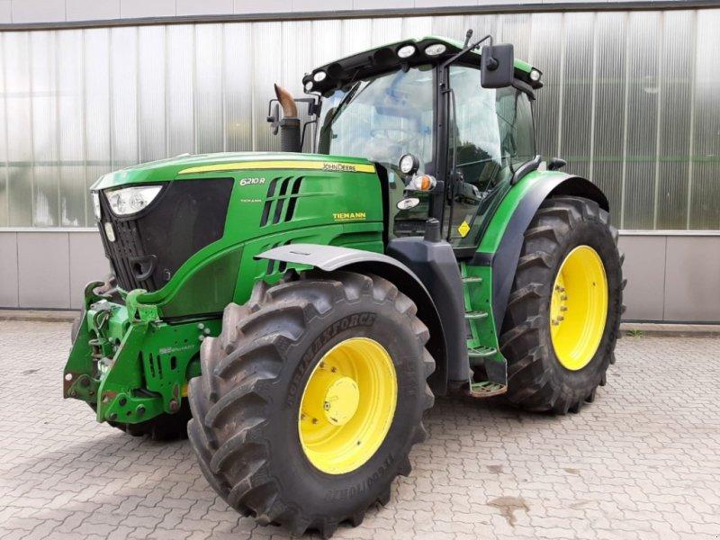 Traktor des Typs John Deere 6210R, Gebrauchtmaschine in Sittensen (Bild 1)