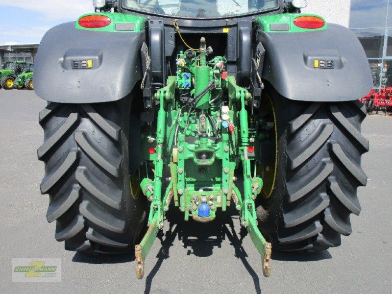 Traktor des Typs John Deere 6210R, Gebrauchtmaschine in Euskirchen (Bild 6)