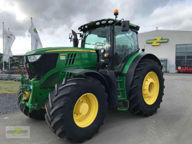 Traktor a típus John Deere 6210R, Gebrauchtmaschine ekkor: Euskirchen (Kép 1)