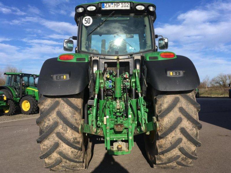 Traktor des Typs John Deere 6210R, Gebrauchtmaschine in Zweibrücken (Bild 8)