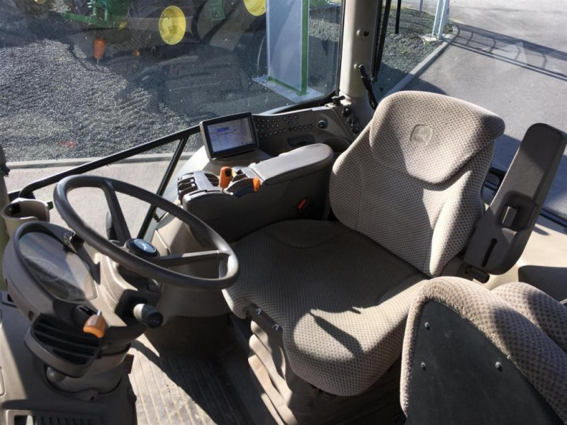 Traktor des Typs John Deere 6210R, Gebrauchtmaschine in Zweibrücken (Bild 10)