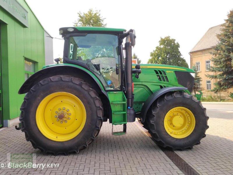Traktor des Typs John Deere 6210R, Gebrauchtmaschine in Leubsdorf (Bild 1)