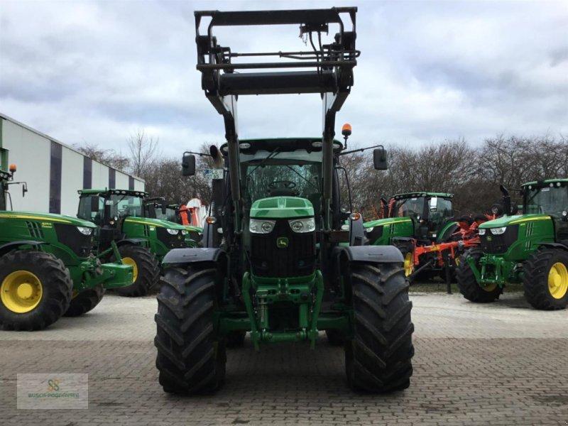 Traktor a típus John Deere 6210R, Gebrauchtmaschine ekkor: Sülfeld (Kép 1)