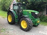 Traktor tipa John Deere 6210R, Gebrauchtmaschine u Kanzach