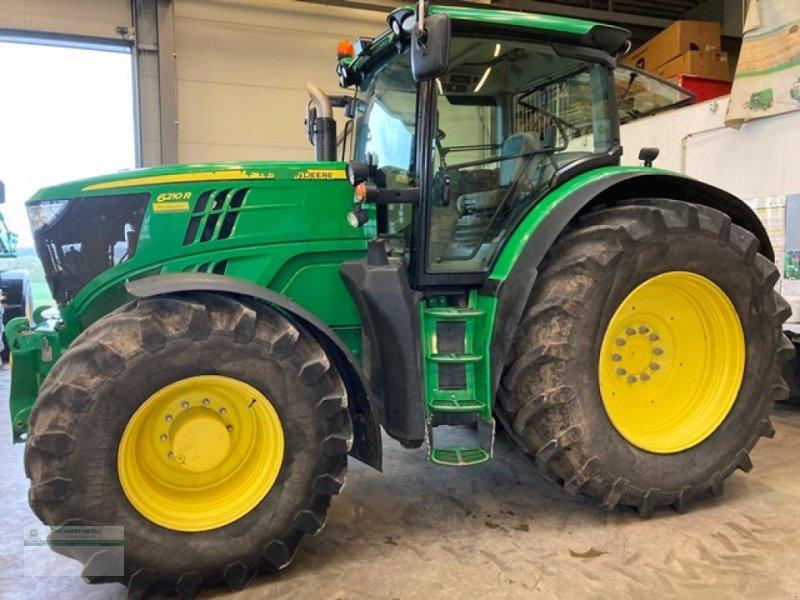 Traktor типа John Deere 6210R, Gebrauchtmaschine в Kanzach (Фотография 1)