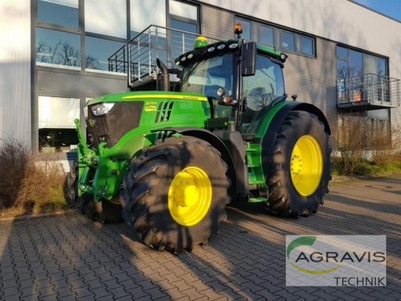 Traktor typu John Deere 6215 R AUTO POWR, Gebrauchtmaschine w Gyhum-Nartum (Zdjęcie 1)