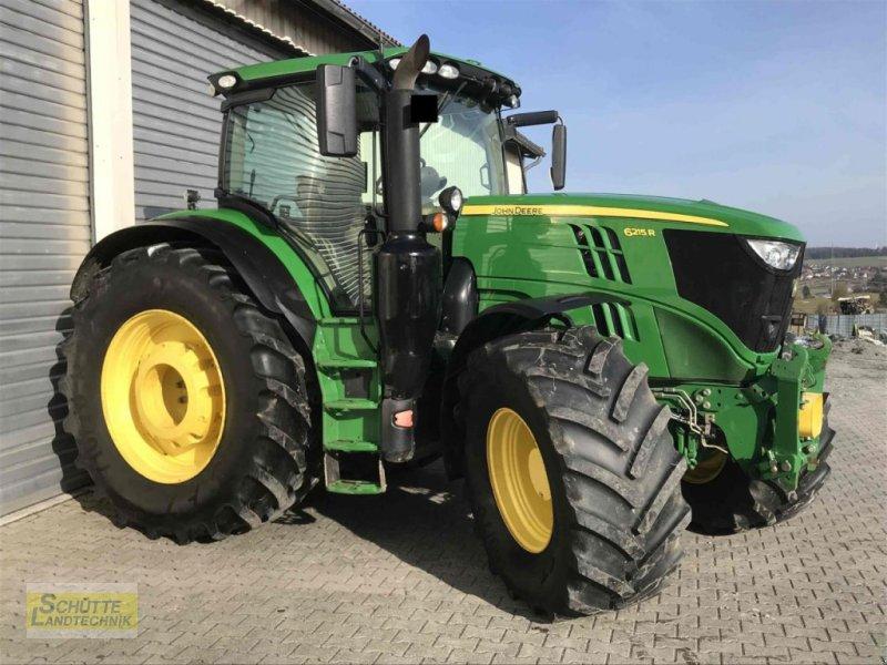 Traktor a típus John Deere 6215 R Ultimate, Gebrauchtmaschine ekkor: Marsberg-Giershagen (Kép 1)