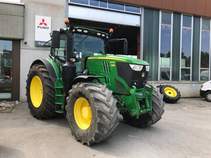 Traktor типа John Deere 6215 R, Gebrauchtmaschine в Ravensburg (Фотография 1)