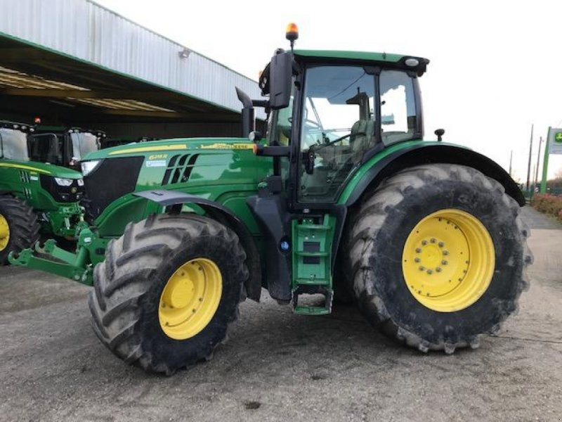 Traktor a típus John Deere 6215 R, Gebrauchtmaschine ekkor: BOSC LE HARD (Kép 1)
