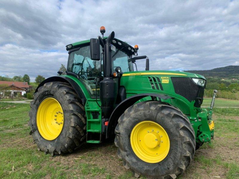 Traktor типа John Deere 6215 R, Gebrauchtmaschine в Schutterzell (Фотография 1)