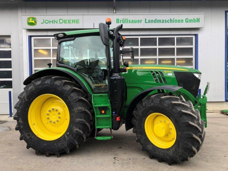 Traktor a típus John Deere 6215 R, Ausstellungsmaschine ekkor: Eichberg (Kép 1)