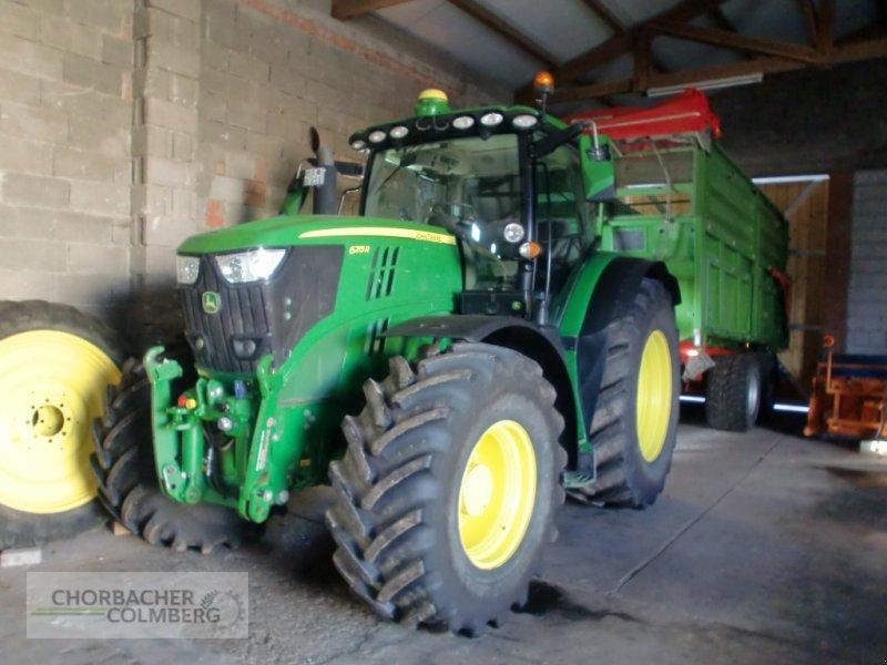 Traktor a típus John Deere 6215 R, Gebrauchtmaschine ekkor: Colmberg (Kép 1)