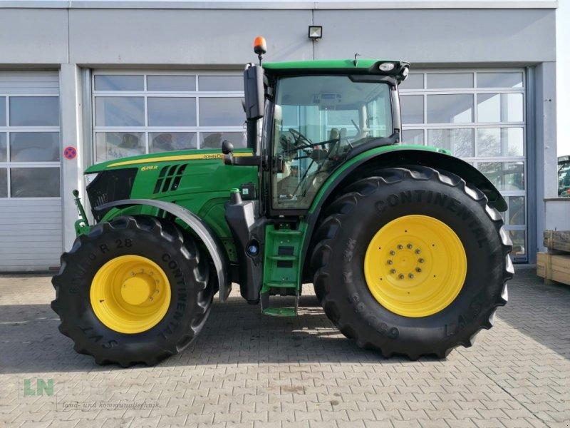 Traktor a típus John Deere 6215 R, Gebrauchtmaschine ekkor: Eggenfelden (Kép 1)
