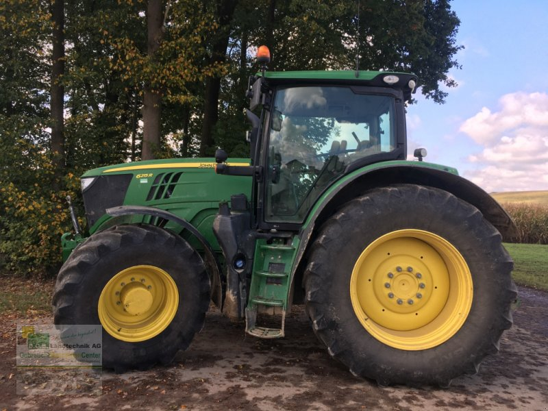 Traktor типа John Deere 6215 R, Gebrauchtmaschine в Aholming (Фотография 1)