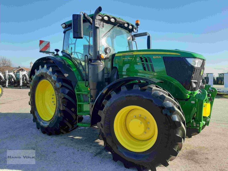 Traktor a típus John Deere 6215 R, Gebrauchtmaschine ekkor: Schwabmünchen (Kép 1)