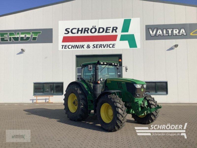 Traktor типа John Deere 6215 R, Gebrauchtmaschine в Leizen (Фотография 1)