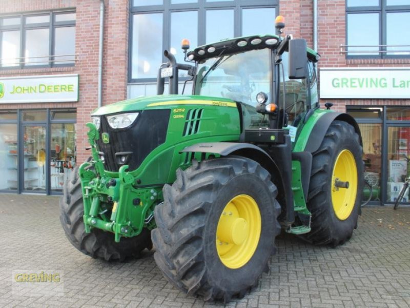 Traktor a típus John Deere 6215 R, Gebrauchtmaschine ekkor: Ahaus (Kép 1)