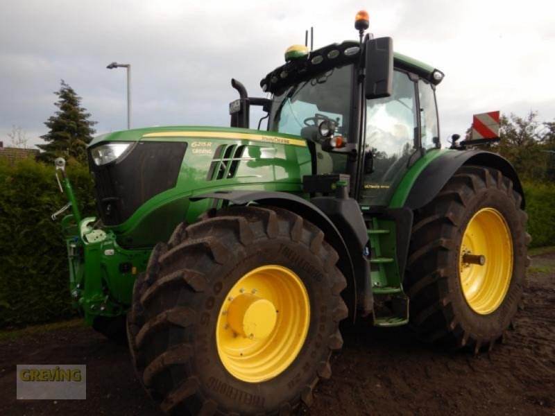 Traktor typu John Deere 6215 R, Gebrauchtmaschine w Ahaus (Zdjęcie 1)
