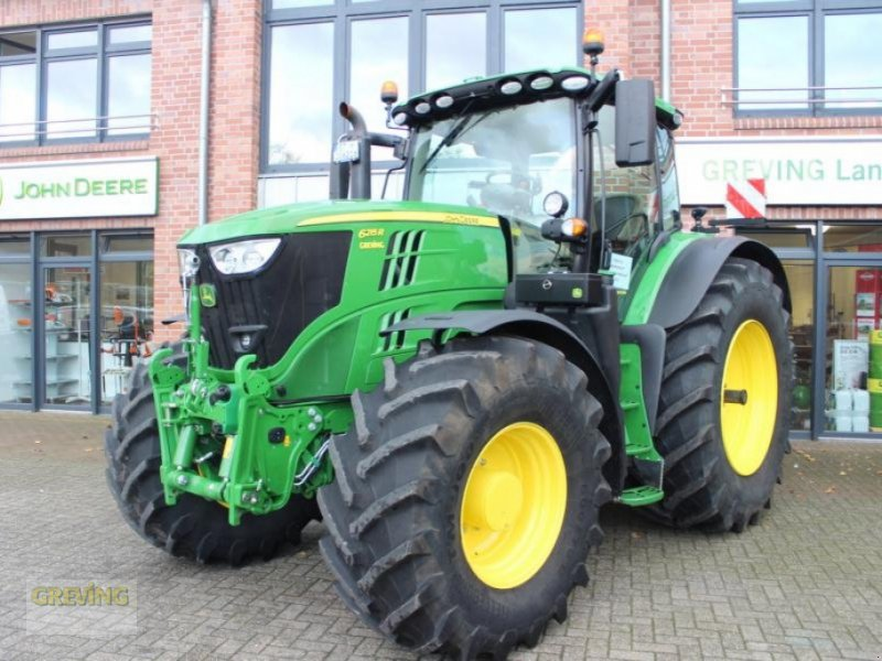 Traktor типа John Deere 6215 R, Gebrauchtmaschine в Ahaus (Фотография 1)
