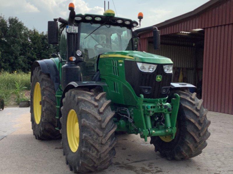 Traktor typu John Deere 6215 R, Gebrauchtmaschine w Stolzenau (Zdjęcie 1)