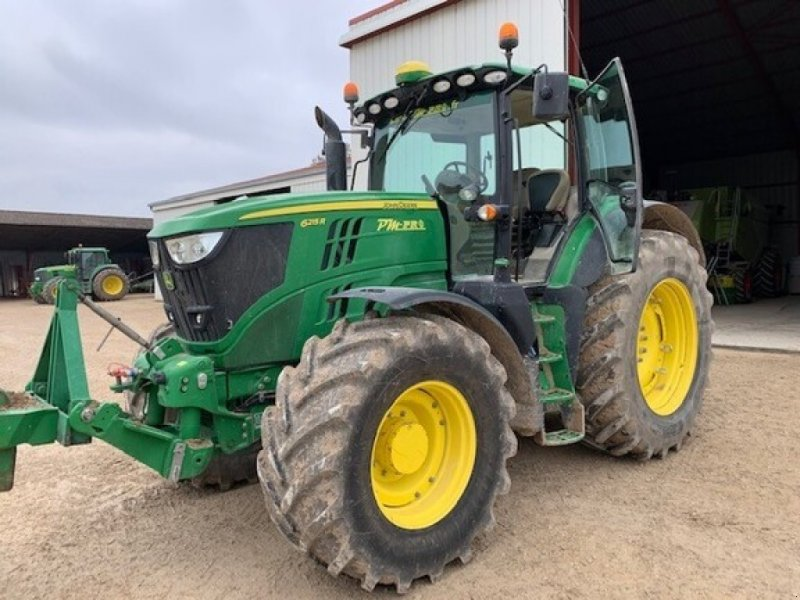 Traktor a típus John Deere 6215, Gebrauchtmaschine ekkor: Feuges (Kép 1)