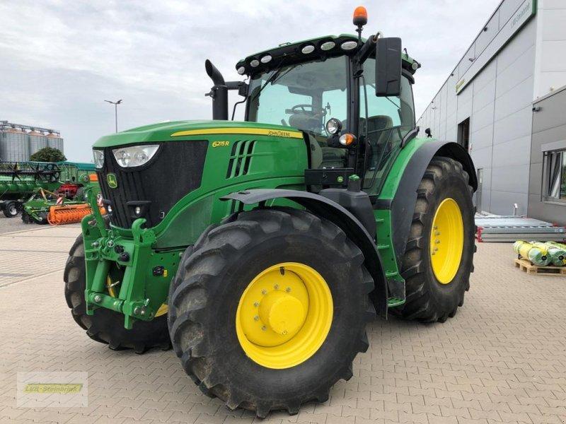 Traktor des Typs John Deere 6215R AutoPowr 50km/h, Gebrauchtmaschine in Bremke (Bild 1)