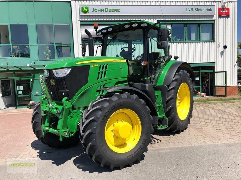 Traktor des Typs John Deere 6215R AutoPowr 50km/h, Vorführmaschine in Barsinghausen OT Groß Munzel (Bild 1)