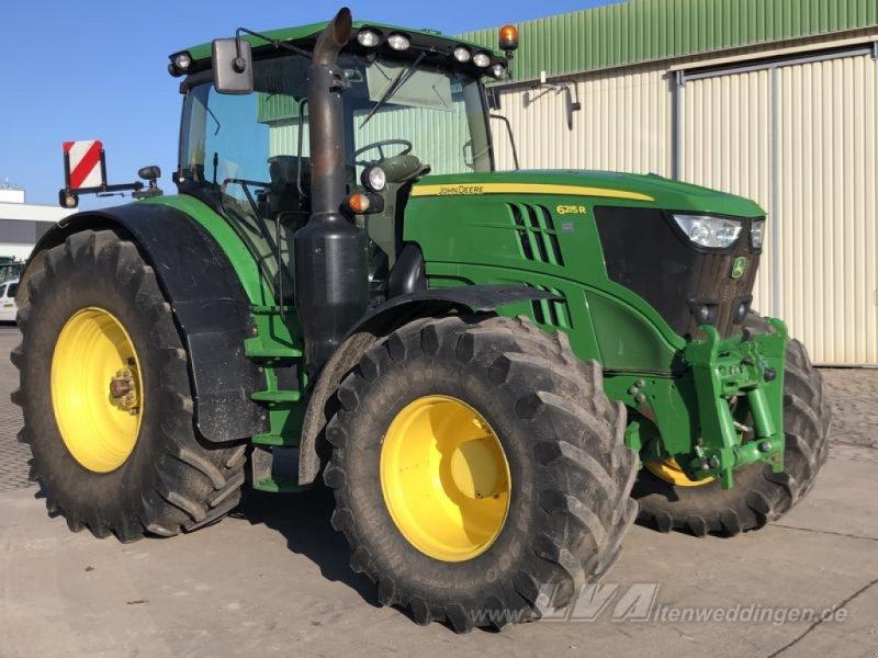 Traktor a típus John Deere 6215R DirectDrive 50, Gebrauchtmaschine ekkor: Sülzetal (Kép 1)