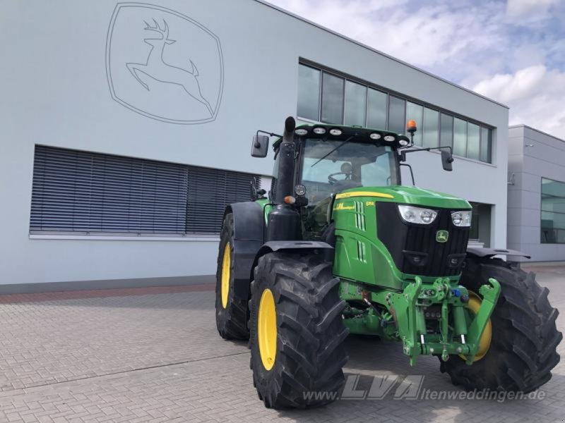 Traktor des Typs John Deere 6215R DirectDrive 50, Gebrauchtmaschine in Sülzetal (Bild 1)