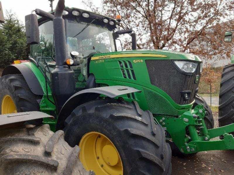 Traktor типа John Deere 6215R FT4, Gebrauchtmaschine в SAINT GENEST D'AMBIERE (Фотография 1)