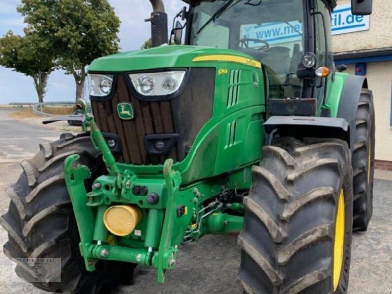Traktor типа John Deere 6215R + FZW + FH DirectDrive, Gebrauchtmaschine в Pragsdorf (Фотография 1)