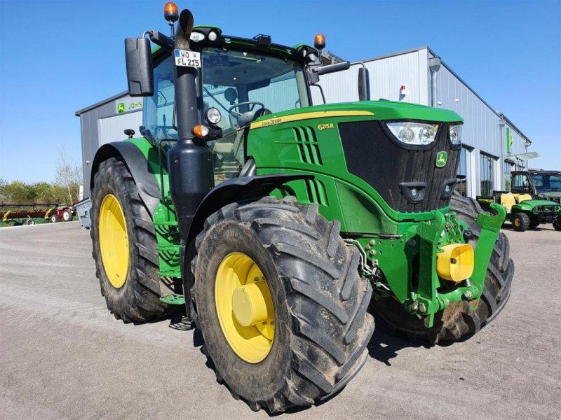 Traktor des Typs John Deere 6215R Mietpark, Gebrauchtmaschine in Zweibrücken (Bild 1)