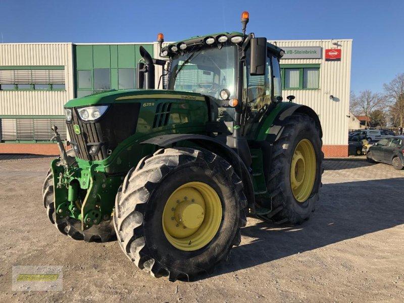 Traktor des Typs John Deere 6215R Ultimate AutoPowr 50km/h, Gebrauchtmaschine in Barsinghausen OT Groß Munzel (Bild 1)