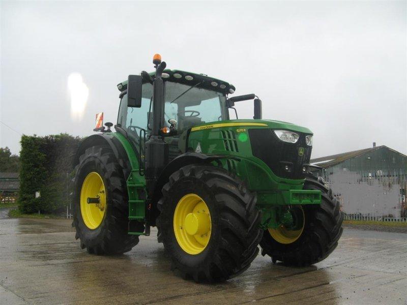 Traktor типа John Deere 6215R Ultimate Command Pro Frontlift, Gebrauchtmaschine в Toftlund (Фотография 1)