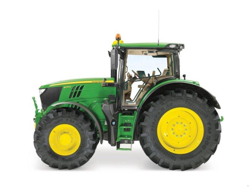 Traktor типа John Deere 6215R, Gebrauchtmaschine в Videbæk (Фотография 1)